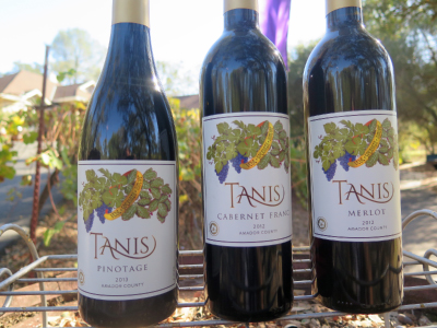 Fall Wine Release Tanis